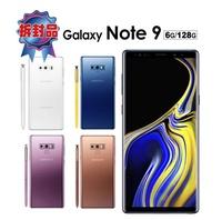 【原廠認證拆封品】SAMSUNG NOTE9 6G/128G 6.4吋 N960F 智慧手機 (5.8折)