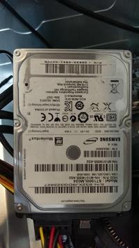 640g 筆電用 sata 硬碟 2.5吋 功能正常無壞軌 買一送一 非 wd seagate hgst