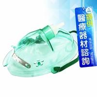 貝斯美德氧氣面罩組 (未滅菌) PN-1107 成人款 2包販售