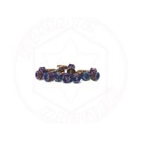 Somoto鎍銆客 FORCE155胸蓋鐵板牙螺絲