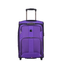 (DELSEY Paris) Delsey Luggage Sky Max Expandable 2 Wheeled Carry on-