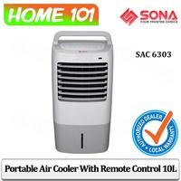 Sona Air Cooler 10L Remote Control SAC6303