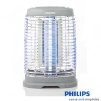 【飛利浦 PHILIPS】15W光觸媒除菌系列安心捕蚊燈(電擊式) (E350)