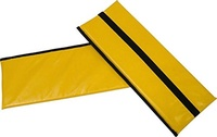 (Burley Design) Burley Rental Cub Seat Pad: Yellow, For 2014-Present Rental Cub Models-