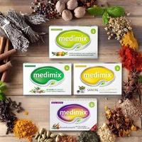Medimix美姬仕 美肌皂【有帆船Logo】125g及全新藏紅花100g