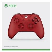 微軟 XBOX ONE S 原廠藍牙無線控制器 無線 手把 3.5mm耳機孔 PC XBOXONE 紅色 公司貨 台中
