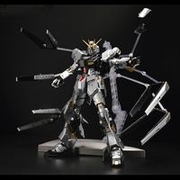 MG 牛鋼彈 Ver.ka 卡版 RX-93 NU鋼彈 鈦合金金屬電鍍質感上色 GUNDAM