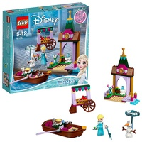 "LEGO Disney Princess Anna and the Snow Queen ""The Market in Allendale"" 41155"