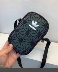 Adidas issey Miyake Rainbow Phone bag