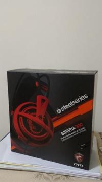 MSI Siberia 200 系列 電競耳機