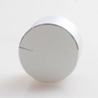 Wholesale-Electric Oven/electric Oven Knobs Potentiometer Knob Circular Shaft 25 X17 Aluminous