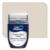 สีขนาดทดลอง Dulux Colour Play™ Tester - Weathered Pebble 44YY 69/069