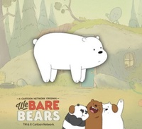 We Good Bear Brother Our Bare Bear Plush Doll Polar Bear Grizzly Bear PANDA we Bare Bears Doll CN