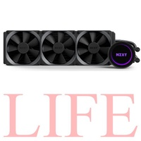 NZXT恩傑 Kraken X72 CPU水冷散熱器 一體式 三冷排 360XL 公司貨
