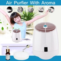 Coronwater Home and Office Air Purifier with Aroma Diffuser Ozone Generator and Ionizer GL-2100 CE