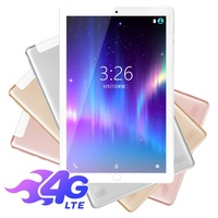 福利品 SuperPad 極光神話 10.1吋八核心4G LTE通話平板電腦 (6G/64G)
