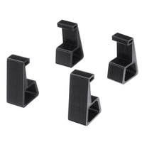 Heat Dissipation Damping Wall Bracket Stand Feet for Sony Playstation4 PS4 Pro Slim Game Console