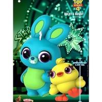 【模幻力量】Hot Toys COSBABY《玩具總動員4》Cosb607 鴨霸&兔崽子