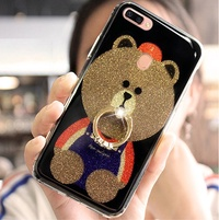 cute cartoon Protective Case For OPPO R17 Pro R15 R11 R11S R9 R9S Plus Silicone TPU Clear Full Cover