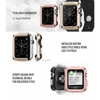 Apple Watch1/2/3/4 Case Iwatch Case 2 In 1 Drop Protection Case 38mm / 42mm 40mm/44mm เคส Apple Wat