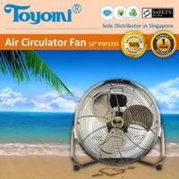 "Toyomi POF 1255 12"" Air Circulator Fan"