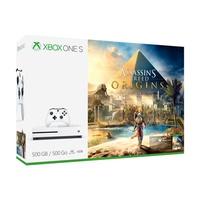 Microsoft Xbox One S 500GB 刺客教條起源同捆組