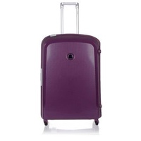 """New Delsey Belfrot Luggage in Purple 70cm (26"""")"""