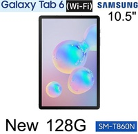 Samsung Galaxy Tab S6 10.5 inch WiFi 128G SM-T860 Android 9.0 (pie) Super AM-OLED WiFi only Genuine