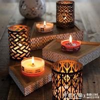 WoodWick進口香薰蠟燭WW木芯精油大豆蠟凈化空氣香氛 ◣◥