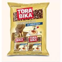 【宅配整組】KOPIKO集團高機能咖啡升級版 阿拉比卡火山豆咖啡 可比可 TORA BIKA卡布奇諾咖啡