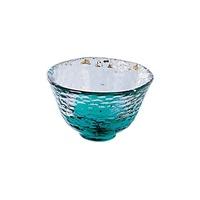 [本月下殺]【日本津輕】手作清酒杯50ml(夕涼)《泡泡生活》玻璃杯/茶杯/日本製