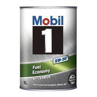 郊油趣 美孚 MOBIL 1 Fuel Economy 5W30 全合成 機油 日本圓鐵罐