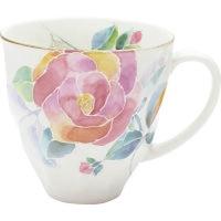 12個月啤酒杯茶杯花語言玫瑰花6月玫瑰花(40511)[取消、變更、退貨不可] PrettyWoman