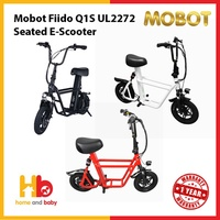 Mobot Fiido Q1S UL2272 Seated E-Scooter