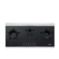 Rinnai RB-3CG 3 Inner Burner Built-In Hob