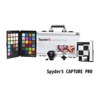 相機專家 Datacolor Spyder5 Capture Pro 專業螢幕 攝影校正旗艦組 正成公司貨