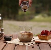 日本【HONEY COFFEE】濃縮咖啡球-無糖(25毫升*10入)