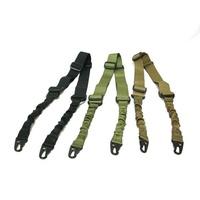 RST 紅星 - 雙扣環彈性槍揹帶/槍背帶 槍帶 黑色/綠色/沙色  生存遊戲 ... 07013
