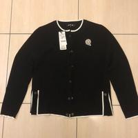 [全新]鎮衣店 黑色 針織外套