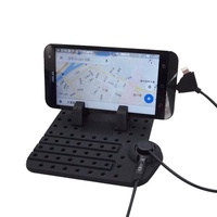 多功能手機充電架(汽車|收納|止滑|手機架)