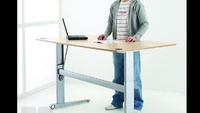 Office desk and chair - professional and ergonomic