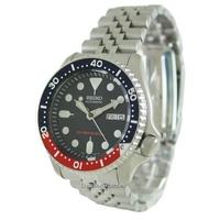 Seiko Automatic Divers 200M Jubilee Bracelet SKX009K2 Mens Watch