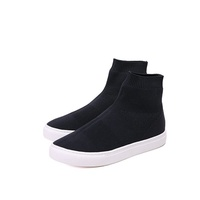 Zara Women s Apparel fabrics sports Ankle Boots students stretch socks shoes knitted