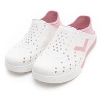 【PONY】ENJOY明星款洞洞鞋(中性) - 粉 -原價880元