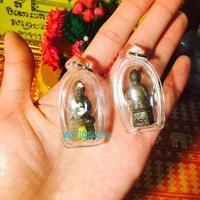 best) huga 9 thailand buddha brand genuine dragon woman with lp yama2557