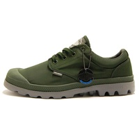 paradiumureinshuzupampaokkusupadoruraitouotapurufumenzuredisusunika PALLADIUM Pampa Oxford Puddle Lite WP Racing Green Metal 75427-304 BOSTON CLUB