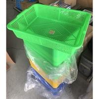 285-380型號 公文籃 公文林 洗菜籃 塑膠籃  平籃深皿 塑膠盆 方盆 密盆 深盆 密林 MIT【H550001】