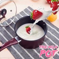 Milk pot non-stick pot soup pot mini pots instant noodles cooking pot induction cooker general pot