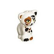 【LEGO 大補帖】白色 貓咪【6215211/41333】(AL-11)