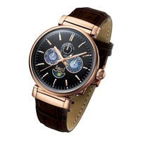 ARBUTUS CHRONOGRAPH AR810RBF STAINLESS STEEL ROSE GOLD UNISEX WATCH